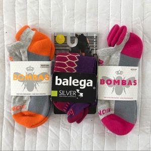 Professional Running Socks Bundle!